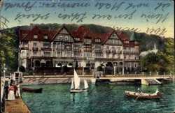 Logierhaus des Kaiserl. Yachtklubs