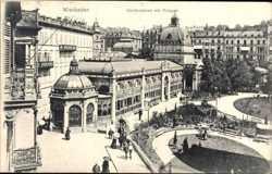 Kochbrunnen, Anlagen