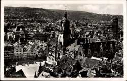 Rathaus, Turmuhr