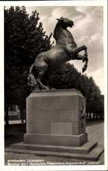 Luisenplatz, Denkmal Nass. Feldart. Rgt. 27