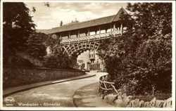 Römertor, Stengel