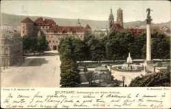 Schlossplatz, Altes Schloss