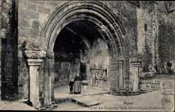 Portal am Eisernen Turm