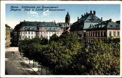 Schillerplatz mit Gouvernement