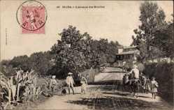 Avenue des Moulins