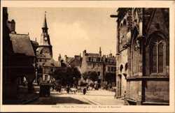 Tour de Horloge, Eglise St. Sauveur