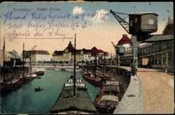 Hafen Partie