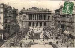 Jardin et Palais de la Bourse