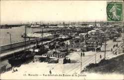 Vue generale des Bassins de la Joliette