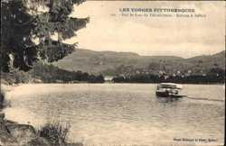 Sur le Lac, Bateau a helice
