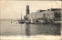 La Sortie du Vieux Port
