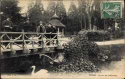 Jardin des Prebendes