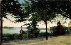 Uferpartie