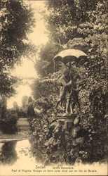 Jardin Botanique, Paul et Virginia