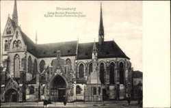 Jung Sankt Peterkirche