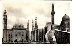 Mosque Sultan Hassan