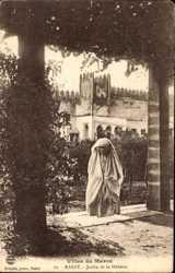 Jardin de la Médersa