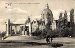 Bennigsen Denkmal