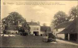 Innenansicht Schloss Hougoumont, Hof, Kapelle