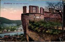 dicker Turm