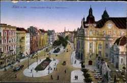 Hohenstaufen Ring, Opernhaus