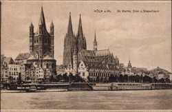 St. Martin, Dom, Stapelhaus