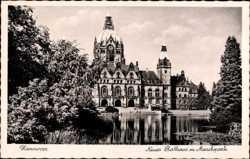 Neues Rathaus, Maschpark
