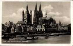 Dom, St. Martin, Stapelhaus