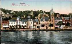 Hotel de Ville, Poste