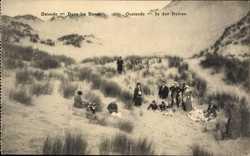In den Dünen