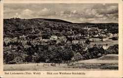 vom Waldhaus Reichshöhe