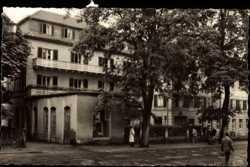 Sanatorium Hugo Gefroi