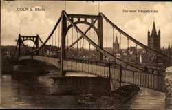 neue Hängebrücke