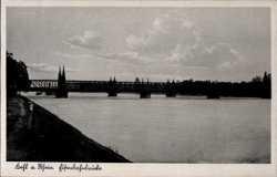 Eisenbahn Brücke