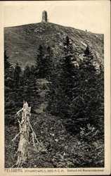 Seebuck, Bismarckdenkmal