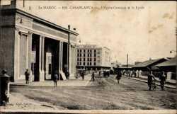 Opera Comique, Lycee