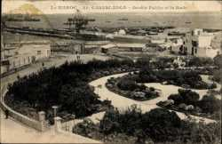 Jardin Public, Rade