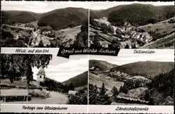 Landschaft, Glockenturm