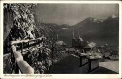 vom Sooleleitungsweg, Winter