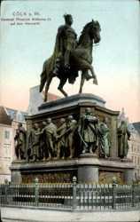 Denkmal Friedrich Wilhelms II.
