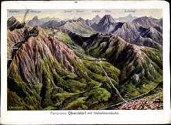 Panorama, Nebelhornbahn