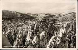 Zittauer Gebirge, Winter