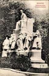 Vörösmarty Denkmal