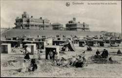 Koninklijke Villa en de Zeedijk