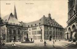 Neues Rathaus, Brunnen