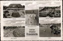 Strand, Hafen, Mole