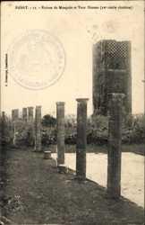 Ruines de Mosquee, Tour Hassan