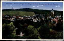 Nerotal Anlagen, Krieger Denkmal, Neroberg
