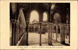 Cour des Lions, La Fontaine