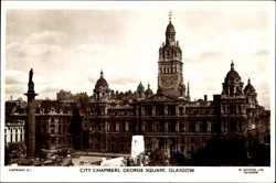 City Chambers, George Square